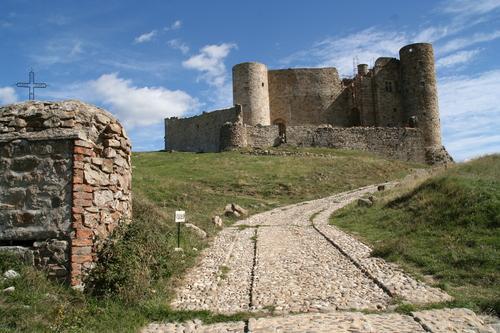 Le château de Portes