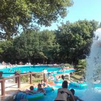 Le parc aquatique La Bouscarasse